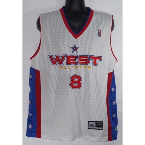 Los Angeles Lakers Kobe Bryant All-Star Jersey XXL